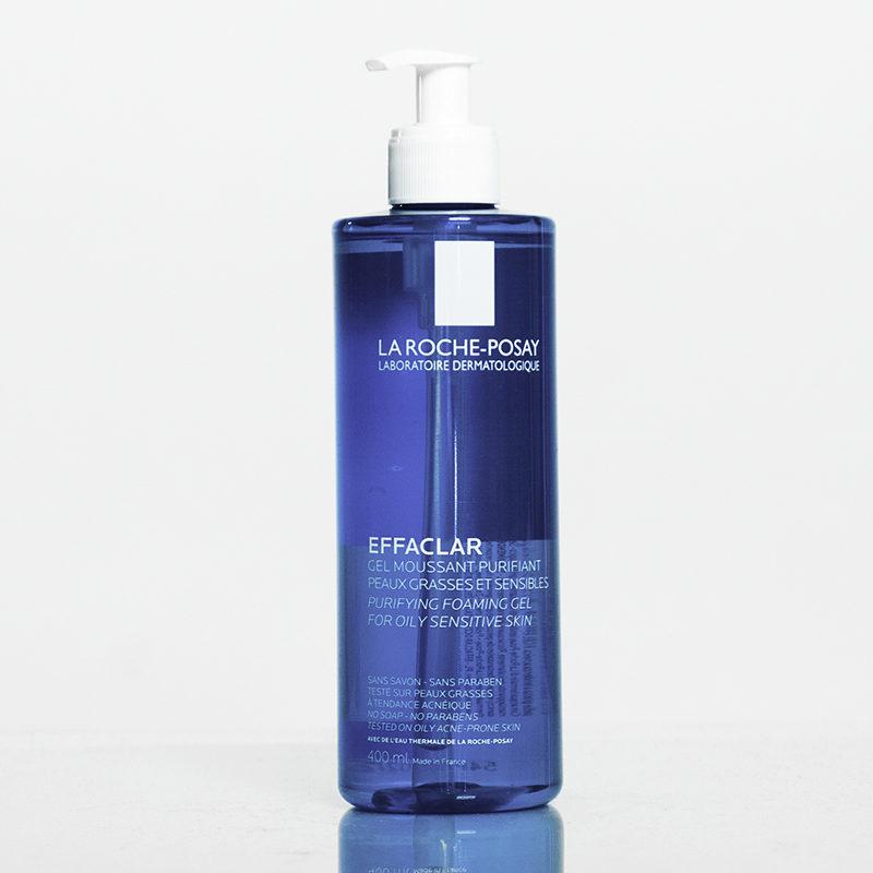 La Roche-Posay Effaclar gel spumant purificator