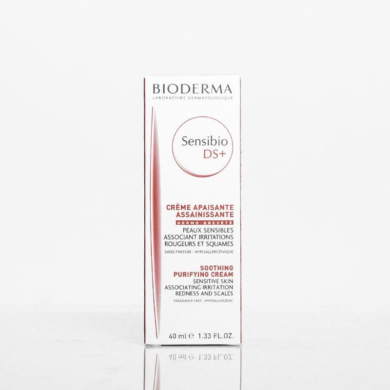 Bioderma Sensibio DS+ crema antiinflamatoare