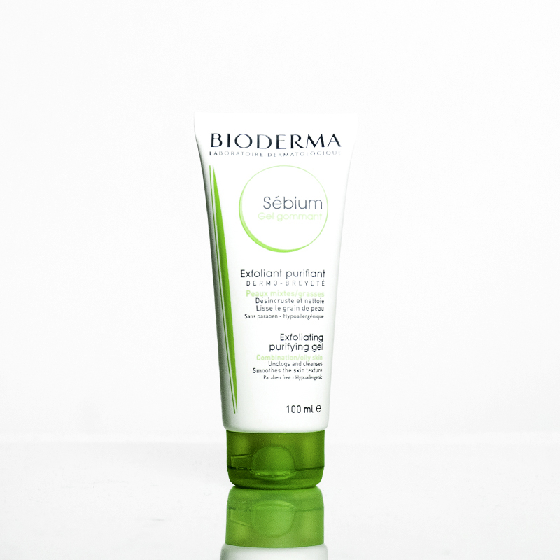 Bioderma Sebium gel exfoliant
