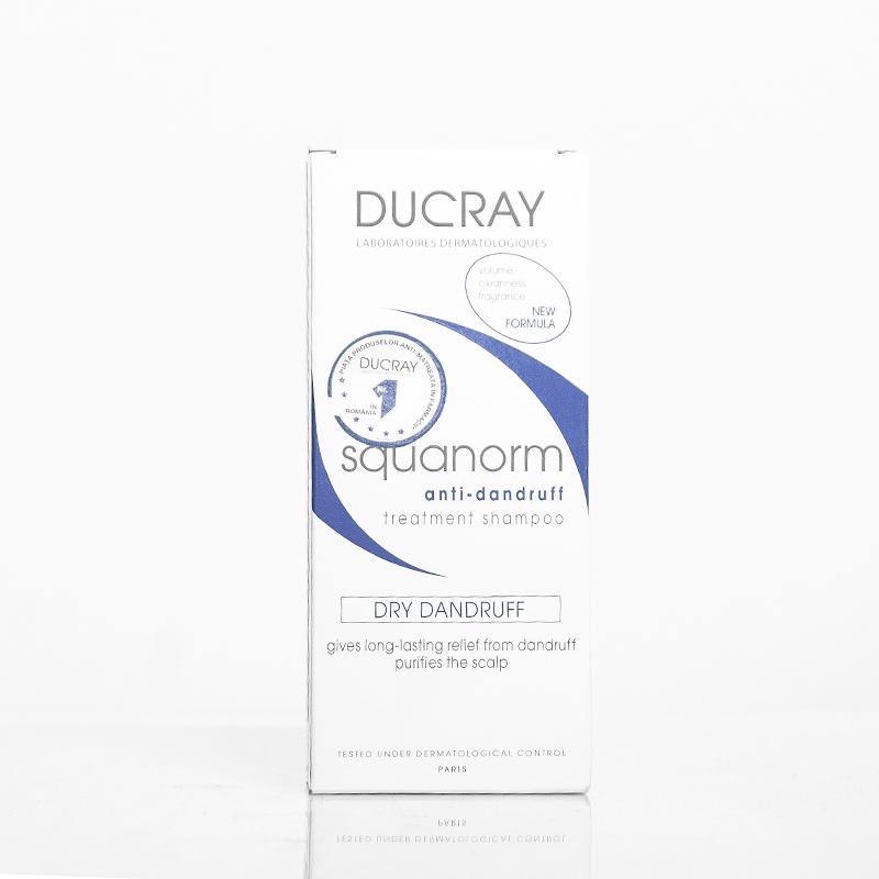 Ducray Squanorm sampon tratament anti-matreata uscata