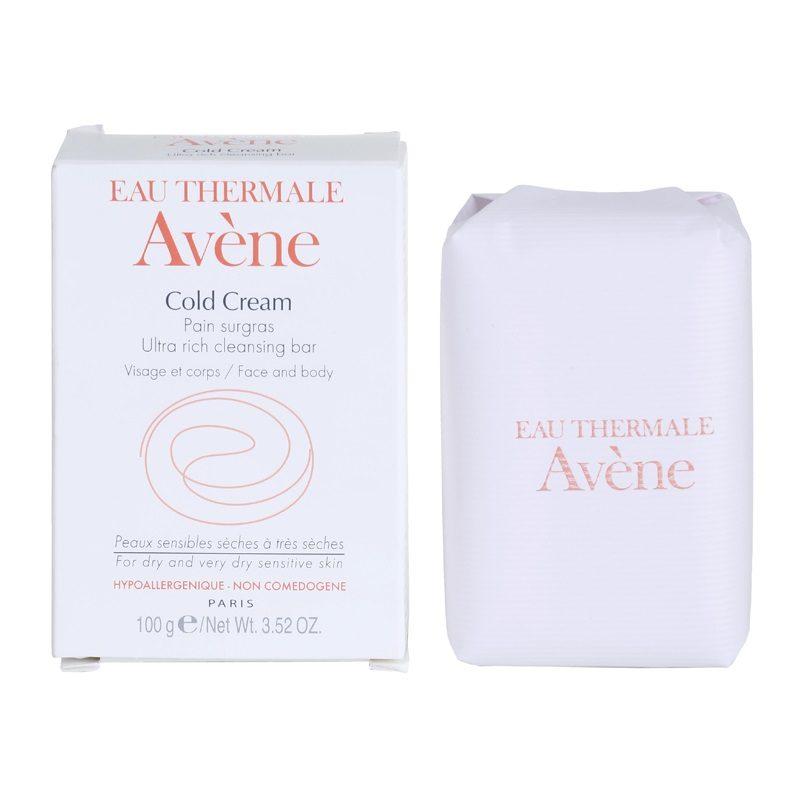 Sapun Avene Coldcream produs dermatocosmetic