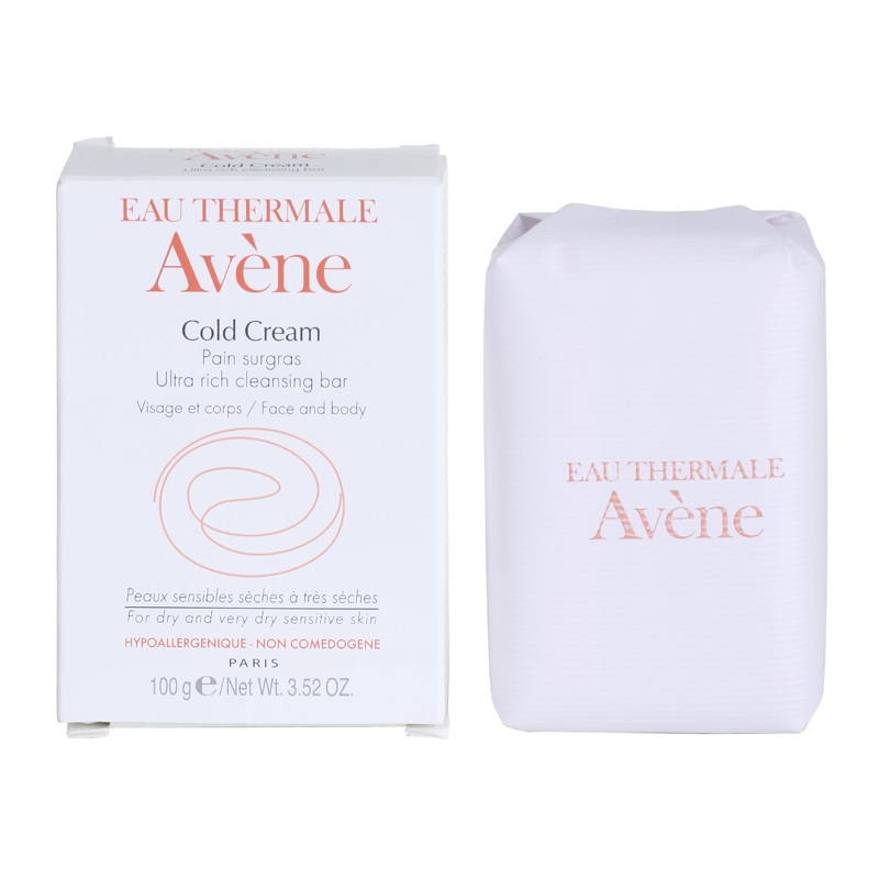 Sapun Avene Coldcream produs dermatocosmetic