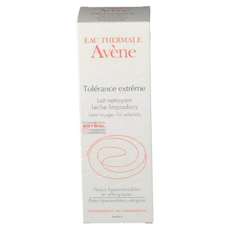 avene tolerance extreme lapte demachiant defi