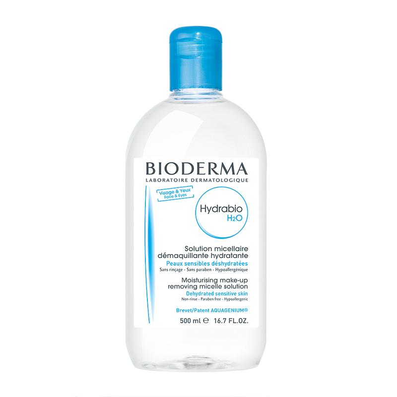 bioderma hydrabio h2o 500ml