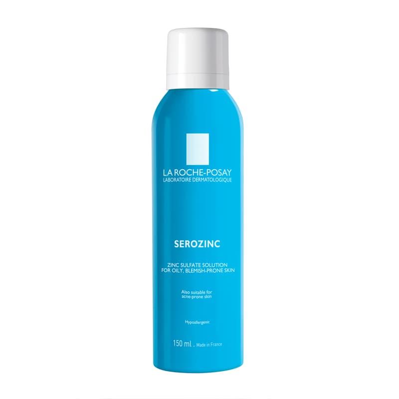 La Roche-Posay Spray solutie sulfat de zinc pentru ten gras Serozinc