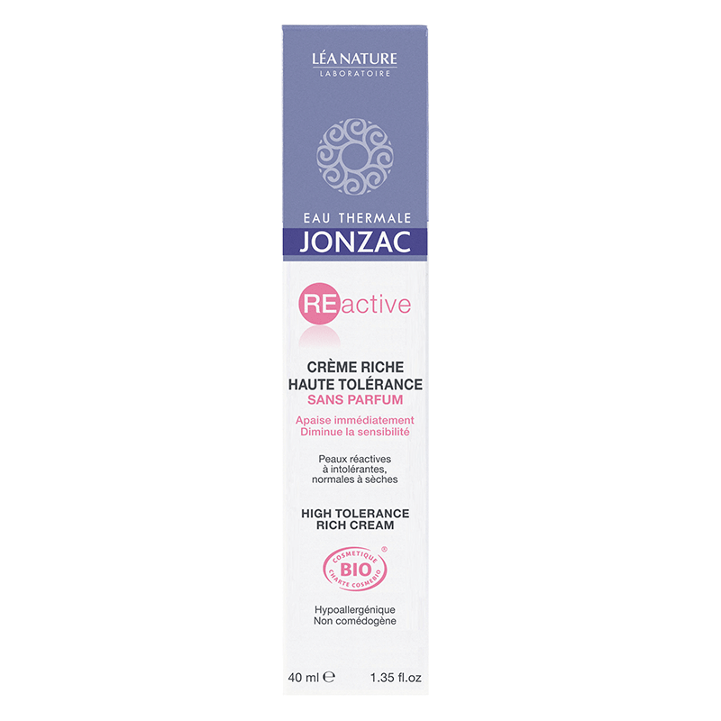 Jonzac REactive Riche crema 40 ml