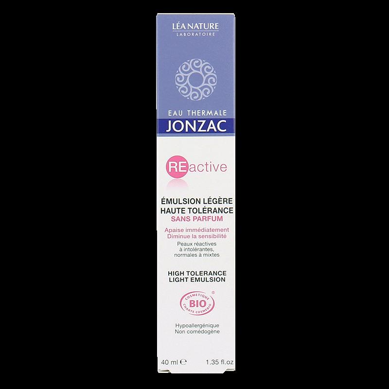 Jonzac REactive Legere emulsie pentru piele sensibila mixta-grasa 40 ml