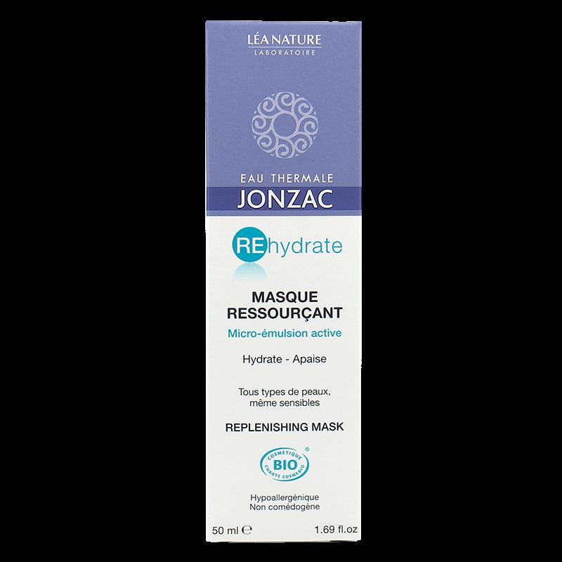 Jonzac REhidrate masca hidratanta si regeneranta pentru toate tipurile de piele 50 ml
